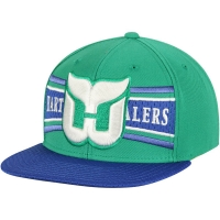 Hartford Whalers nhl ccm hockey team snapback хоккейная кепка