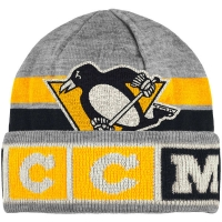 Pittsburgh Penguins nhl ccm vintage хоккейная шапка