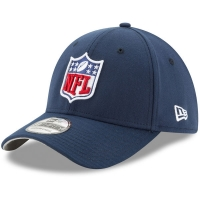 NFL new era flex shield спортивная бейсболка темно-синяя