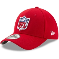 NFL new era flex shield спортивная бейсболка красная