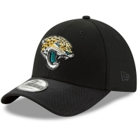 Jacksonville Jaguars nfl new era flex london games спортивная бейсболка черная