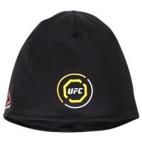 UFC reebok performance спортивная шапка желто-черная