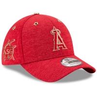 Los Angeles Angels mlb new era flex all star game спортивная бейсболка красная