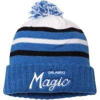 Orlando Magic nba mitchell & ness script зимняя шапка с помпоном