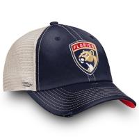 Florida Panthers nhl classic trucker хоккейная бейсболка с сеткой синяя