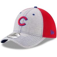 Chicago Cubs mlb new era flex neo спортивная бейсболка серая