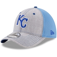 Kansas City Royals mlb new era flex neo спортивная бейсболка серая