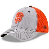 San Francisco Giants mlb new era flex neo спортивная бейсболка серая