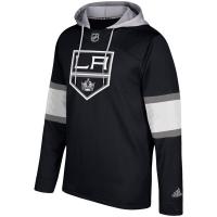 Los Angeles Kings nhl adidas хоккейная толстовка с капюшоном