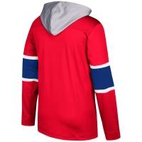 Montreal Canadiens nhl adidas хоккейная толстовка с капюшоном