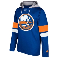 New York Islanders nhl adidas хоккейная толстовка с капюшоном