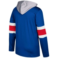 New York Rangers nhl adidas хоккейная толстовка с капюшоном