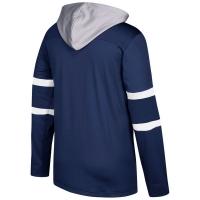 Toronto Maple Leafs nhl adidas хоккейная толстовка с капюшоном
