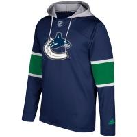 Vancouver Canucks nhl adidas хоккейная толстовка с капюшоном
