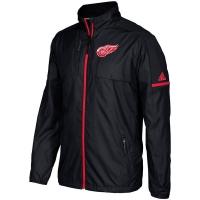 Detroit Red Wings nhl adidas authentic хоккейная легкая куртка ветровка