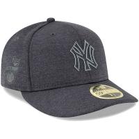New York Yankees mlb new era NY fitted clubhouse спортивная бейсболка темно-синяя