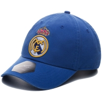 Real Madrid dad collection футбольная бейсболка синяя