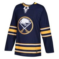 Buffalo Sabres nhl adidas authentic хоккейный свитер темно-синий