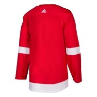 Detroit Red Wings nhl adidas authentic хоккейный свитер красный