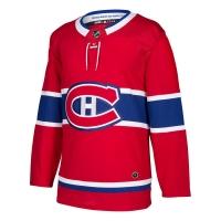 Montreal Canadiens nhl adidas authentic хоккейный свитер красный