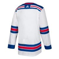 New York Rangers nhl adidas authentic хоккейный свитер белый