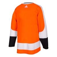 Philadelphia Flyers nhl adidas authentic хоккейный свитер оранжевый