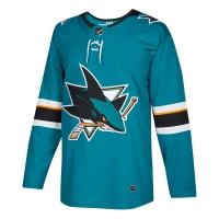 San Jose Sharks нхл реплика джерси хоккейный свитер голубой