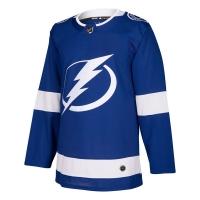 Tampa Bay Lightning nhl adidas authentic хоккейный свитер синий