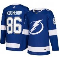 Nikita Kucherov Tampa Bay Lightning нхл реплика джерси хоккейный свитер синий