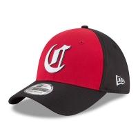 Cincinnati Reds mlb new era flex practice спортивная бейсболка красная