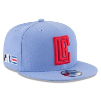 LA Clippers nba new era snapback city series спортивная кепка