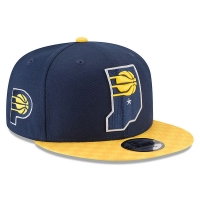 Indiana Pacers nba new era snapback city series спортивная кепка