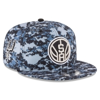 San Antonio Spurs nba new era snapback city series спортивная кепка
