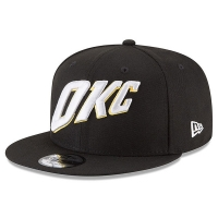 Oklahoma City Thunder nba new era snapback city series спортивная кепка