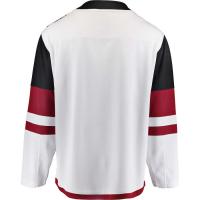 Arizona Coyotes nhl fanatics away джерси хоккейный свитер белый