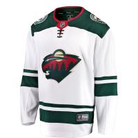 Minnesota Wild nhl fanatics джерси хоккейный свитер белый