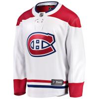 Montreal Canadiens nhl fanatics джерси хоккейный свитер белый
