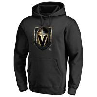 Vegas Golden Knights nhl fanatics midnight mascot хоккейная толстовка с капюшоном