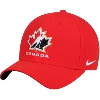 Canada Hockey nike iihf winter olympics хоккейная бейсболка красная