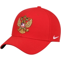 Россия Hockey nike iihf winter olympics хоккейная бейсболка красная