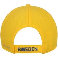 Sweden Hockey nike iihf winter olympics хоккейная бейсболка желтая