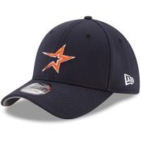 Houston Astros mlb new era flex спортивная бейсболка темно-синяя