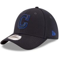 Cleveland Indians mlb new era flex reduxe спортивная бейсболка темно-синяя