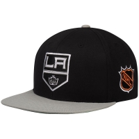 Los Angeles Kings nhl american needle snapback хоккейная кепка черная