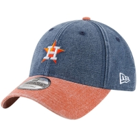 Houston Astros mlb new era rugged спортивная бейсболка темно-синяя