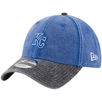 Kansas City Royals mlb new era rugged спортивная бейсболка синяя
