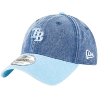 Tampa Bay Rays mlb new era rugged спортивная бейсболка синяя