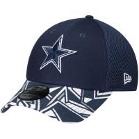 Dallas Cowboys nfl new era flex спортивная бейсболка темно-синяя