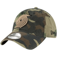 Portland Trail Blazers nba new era camo classic спортивная бейсболка камуфляжная
