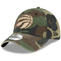 Toronto Raptors nba new era camo classic спортивная бейсболка камуфляжная